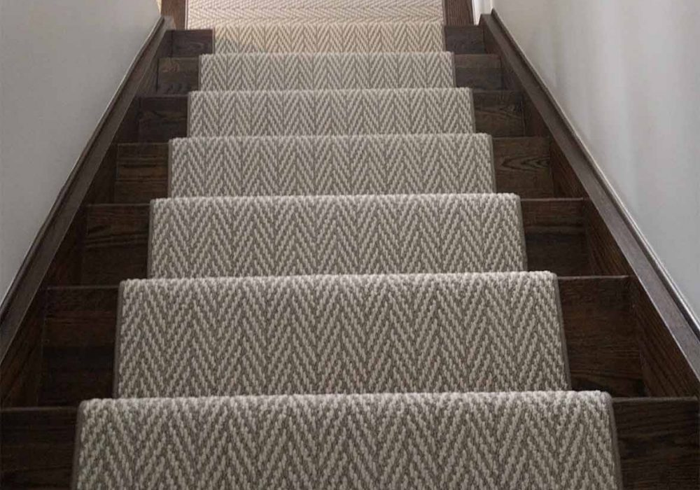 Herringbone Design Runner Floorians