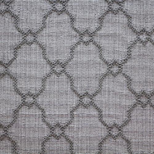 Silver Grey Wool Carpet