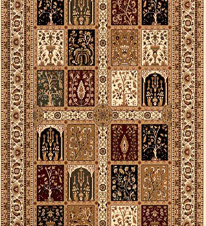 Persian Carpet Runner for Stairs and Hallway