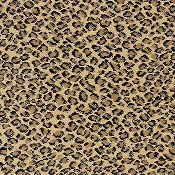 Cheetah Printed Carpet for Stairs Runner