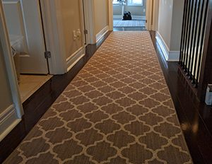 Hallway and Staircase Runners Custom Size